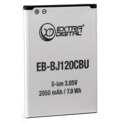Аккумуляторная батарея для телефона Extradigital Samsung EB-BJ120CBU, 2050 mAh (BMS6478)