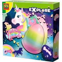 Игровой набор SES Creative растущая игрушка Единорог в Яйце (25121S)
