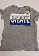 Дитяча футболка pepperts на 146-152 Скейт