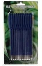 Стрелы для пист.арбалета Man Kung MK-PL-BL, пластик, ц:синий (MK-PL-BL)