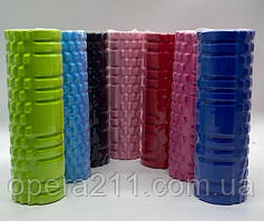 Масажний валик для спини / Back Roller (10*30cm) / ART-0406 (20шт)