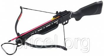 Арбалет Man Kung MK-150A1PB, Рекурсивний, гвинтівкового типу, пластик. приклад ц:чорний (MK-150A1PB)
