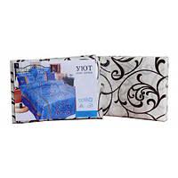 Комплект постельного белья Уют полиэстер двуспальный 180х215 (210627-2)