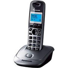 Радіотелефон DECT Panasonic KX-TG2511UAM Metalic