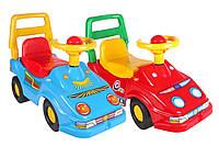 """Детская машинка-каталка """"Автомобиль для прогулок """"Эко-Технок"""", размеры 57x47x26 см"""