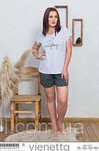 Піжама жіноча з шортами