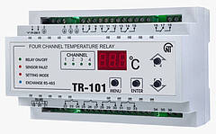 Цифровое температурное реле Novatec TР-101