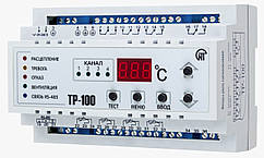 Цифровое температурное реле NovatecTР-100
