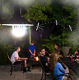 Светодиодная лампа ночник-убийца Противомоскитная лампа от комаров мух Фонарь ловушка для комаров, фото 3