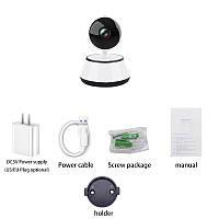 Wi-Fi / IP панорамная камера TK-Q6 1mp