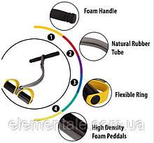 Багатофункціональний Силовий Спортивний Фітнес тренажер для м'язів рук і ніг живота