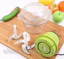 Подрібнювач овочів електричний, Кухонний блендер LEOMAX