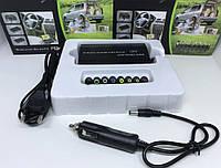 Автомобильный блок питания для ноутбуков, зарядка для ноутбука в машину, Зарядное laptop