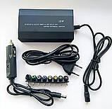 Автомобильный блок питания для ноутбуков, зарядка для ноутбука в машину, Зарядное laptop, фото 7