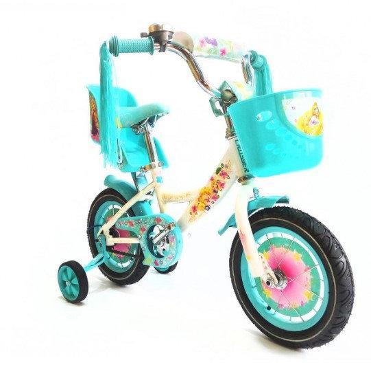 Велосипед Azimut Girls 14 дюймов