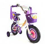 Велосипед Azimut Girls 14 дюймов, фото 2