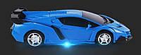 Машинка Автобот на пульте управления Трансформер с пультом Lamborghini игрушка на радиоуправлении