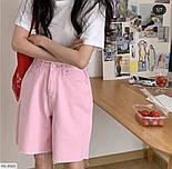 Женские шорты стильные джинсовые, фото 2