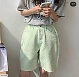 Женские шорты стильные джинсовые, фото 4