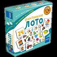 Настольная игра GRANNA Иллюстрированное Лото (A Pictorial Lotto)