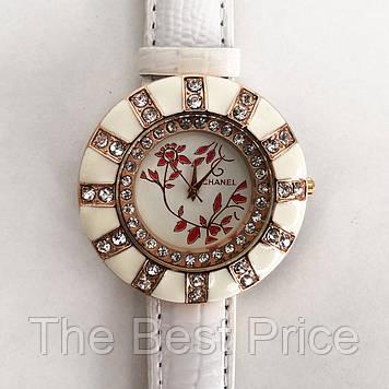 Годинник наручний Fashion. Колір білий