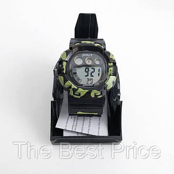 Годинник наручний Polit, в коробці. Колір чорний