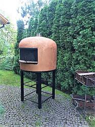 """Печь для пиццы на дровах серии """"Napoli"""" с диаметром пода 70 см"""