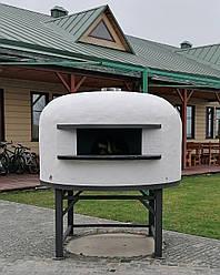 """N-120. Печь для пиццы на дровах серии """"Napoli"""" с диаметром пода 120 см"""