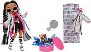 Лялька L. O. L. Surprise OMG Dance Dance Dance Оригінал MGA Entertainment, фото 2
