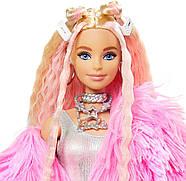 Кукла Барби Экстра Блонди и свинка Barbie Extra оригинал, фото 5