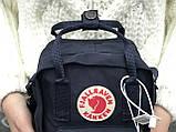 Рюкзак - сумка Kanken c плечевым ремнем, фото 5