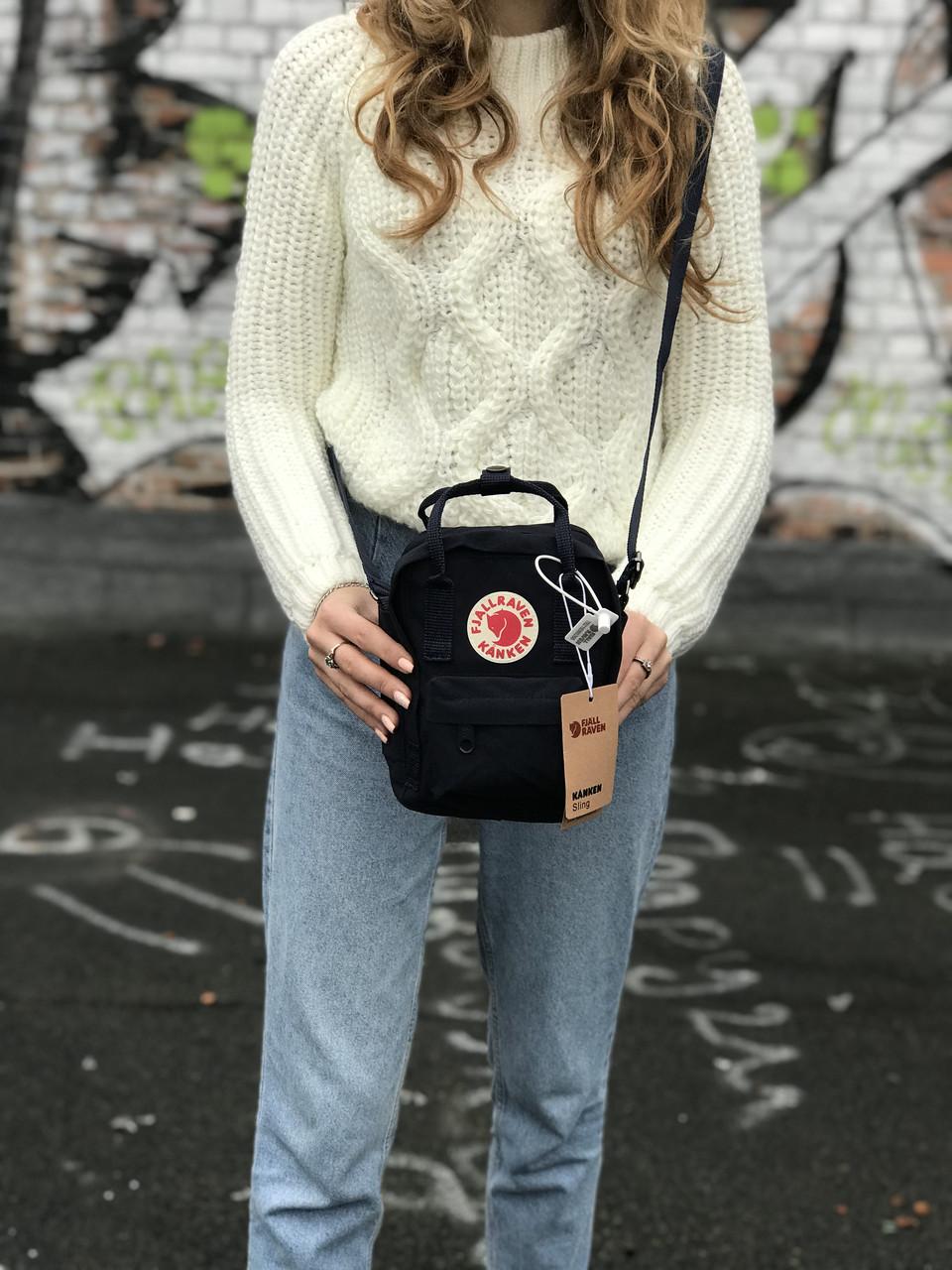 Рюкзак - сумка Kanken c плечевым ремнем
