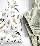 Домашний костюм-пижама, майка и штаны, фото 5