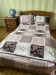 Комплект постельного белья с узорами в размерах из ранфорса