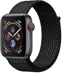 Нейлоновый ремешок Promate Fibro-38 для Apple Watch 38-40 Black