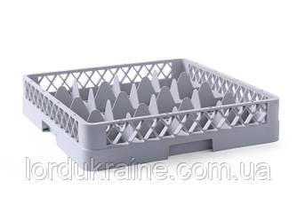 Корзина к посудомоечным машинам для стекла - 16 ячеек Hendi