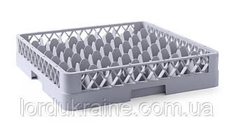 Корзина к посудомоечным машинам для стекла - 49 ячеек Hendi