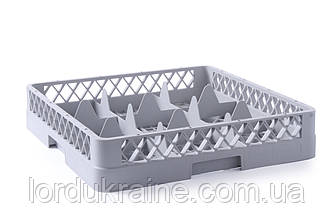 Корзина к посудомоечным машинам для стекла - 9 ячеек Hendi