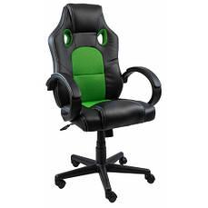 Крісло геймерське Bonro B-603 зелене