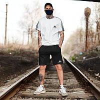 Мужские футболки шорты / Чоловічі футболки шорти / Мужской комплект футболка шорты /