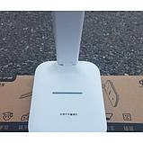 Настольная лампа UKC светодиодная аккумуляторная с регулировкой яркости USB 36LED Белая (SD-835), фото 2