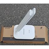Настольная лампа UKC светодиодная аккумуляторная с регулировкой яркости USB 36LED Белая (SD-835), фото 7