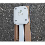Настольная лампа UKC светодиодная аккумуляторная с регулировкой яркости USB 36LED Белая (SD-835), фото 8