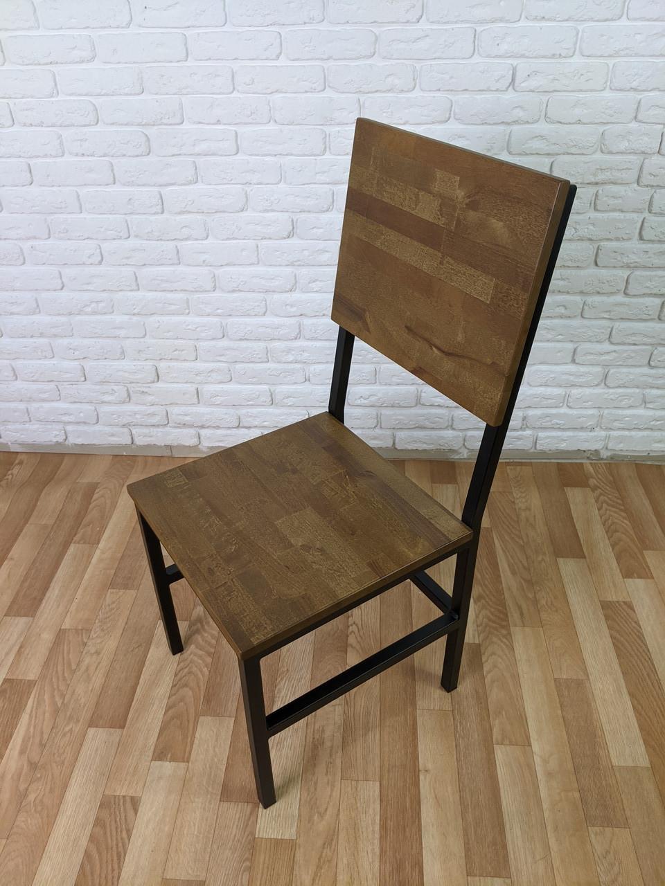 Высокий деревянный стул для кафе от производителя