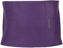 Пояс для похудения Demix, фиолетовый, one size