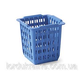 Корзина к посудомоечным машинам для столовых приборов 125x84x(H)135 мм Hendi