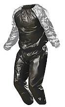 Костюм-сауна для похудения Torneo, черный/серый