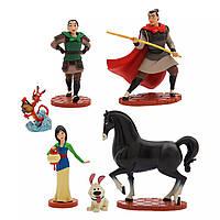 Набір фігурок Мулан Disney