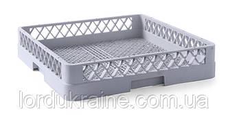 Корзина к посудомоечным машинам для столовых приборов 500x500x100(H) мм Hendi
