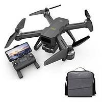 Квадрокоптер MJX B20 дрон с 4K камерой, EIS, GPS, 5G WiFi, FPV, БК моторы, до 22 мин. полета с сумкой